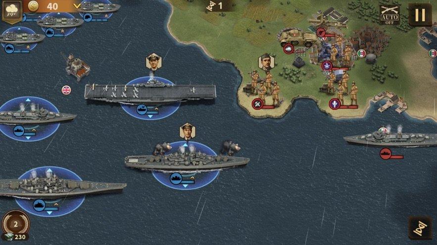 将军的荣耀3国际版 v1.0 安卓版