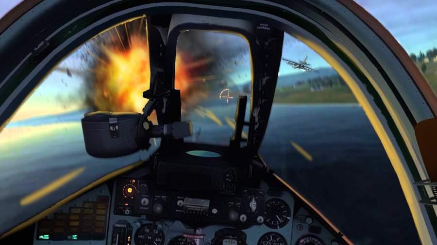战斗机飞行模拟器手机版 v1.1 安卓版