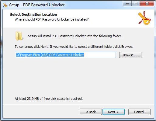 pdf password unlocker��X版 v5.0.0.0 官方版