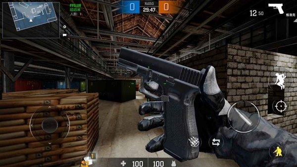 枪破黎明游戏