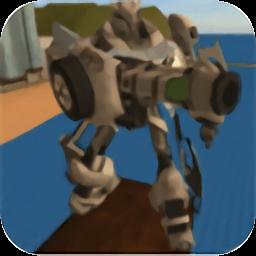 变形飞行机器人游戏