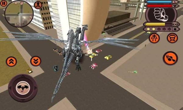 变形飞行机器人游戏 v1.36 安卓版