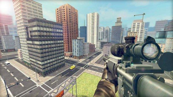 狙击枪射击3d最新版 v1.0.2 安卓版