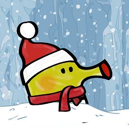 涂鸦跳跃圣诞节中文版