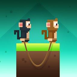 猴子绳索跳跃游戏v1.3 安卓