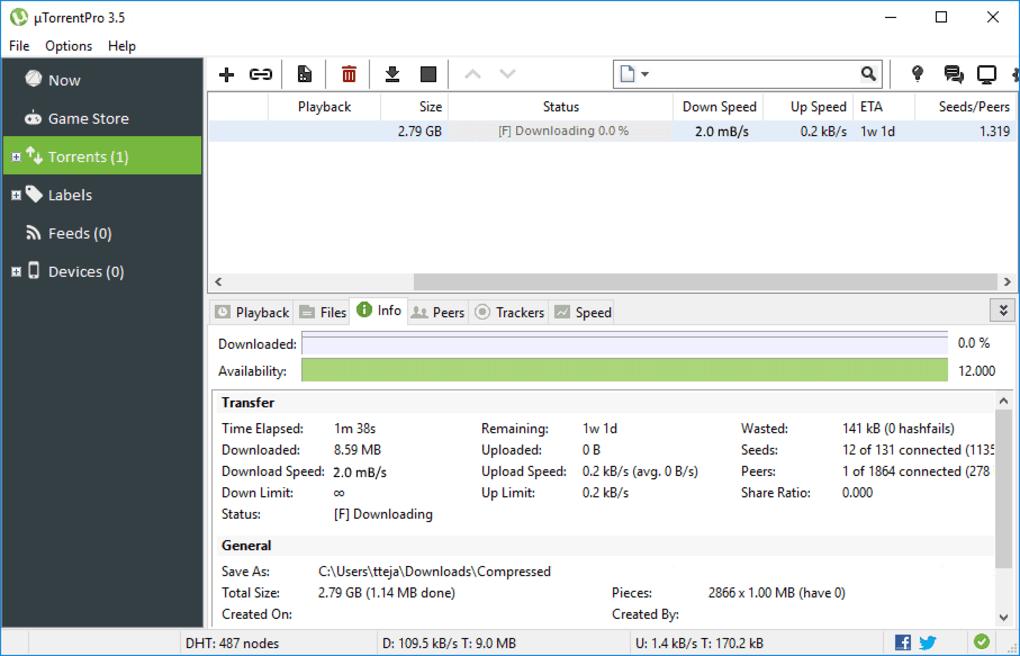 utorrent下载器汉化版 v3.5.5.45449 官方最新版
