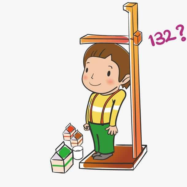 儿童身高体重标准表最新版