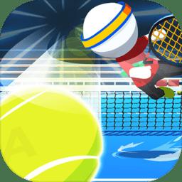 超能网球游戏