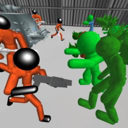 火柴人战争模拟器游戏