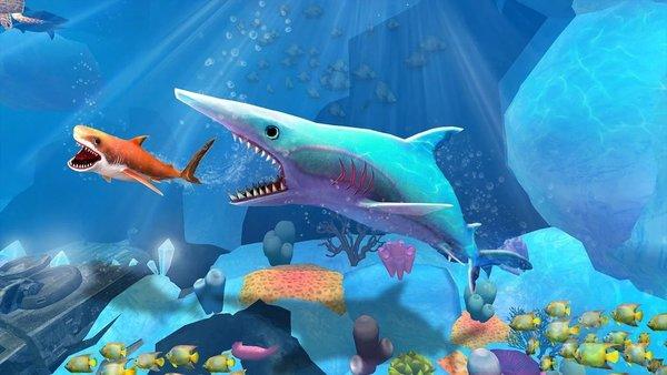 双头鲨鱼攻击免费版