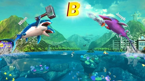 双头鲨鱼攻击游戏 v8.3 安卓版