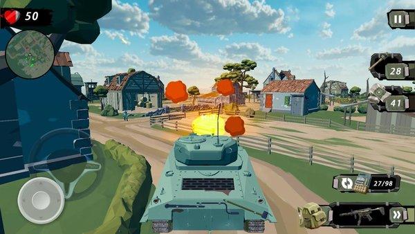 二战士兵模拟器最新版