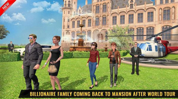 富豪家庭模拟手游 v1.0.6 安卓版