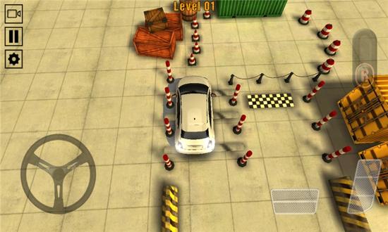 汽��{��T4游��(car driver 4) v1.0 安卓版