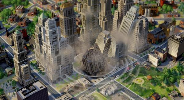 模拟城市5未来之城中文破解版 电脑版