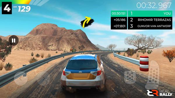 真实拉力赛车手游 v0.3.0 安卓版