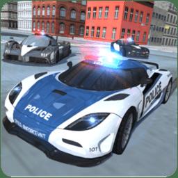 警�追逐模�M器游��v1.0.4 安卓版