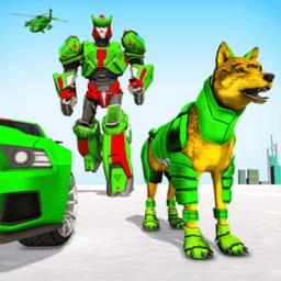 狼机器人城市模拟游戏