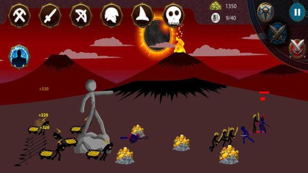 王国复仇火柴人战斗无限钻石版 v0.4 安卓版