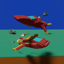 赛车飞行破解中文版 v1.1.1 安卓版