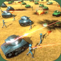 火柴人二战模拟无限金币版v1.5 安卓版