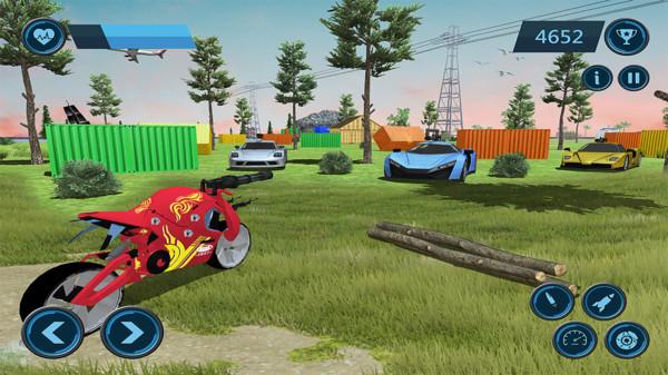 汽车战争模拟器内购破解版 v1.0 安卓版