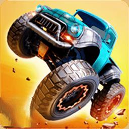 怪兽卡车竞速手机游戏