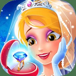 魔法冰公主的婚�Y游��