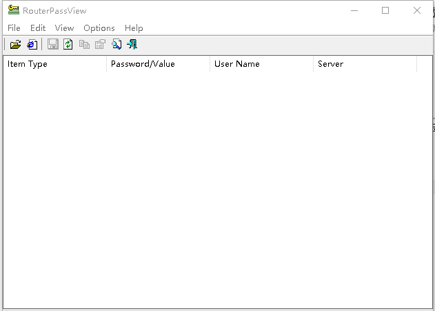 路由器密码查看器电脑版(routerpassview) v1.86 最新版