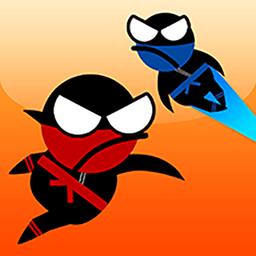 双人跳跃忍者手游 v1.65 安卓版