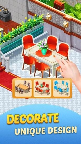 梦想咖啡馆内购版(dream cafe) v1.0.24 安卓无限星星版