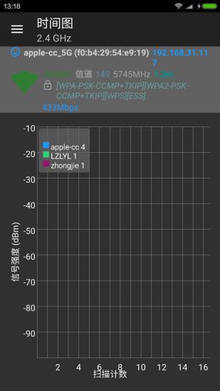 wifi分析�x��X版 v7.3.3 官方最新版