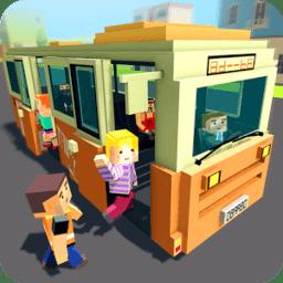 像素巴士模拟无限金币版 v2.2 安卓修改版