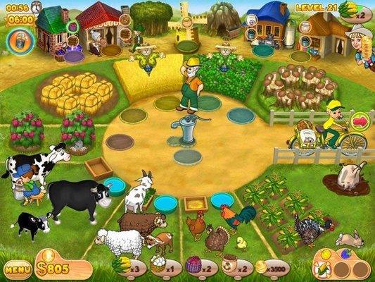 欢乐农场2手机版