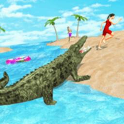 吃人鳄鱼模拟器官方版 v1.0 安卓版