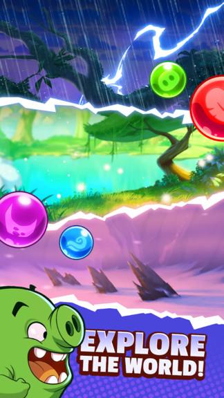 愤怒的小鸟泡泡大战2内购破解版 v1.3.1 安卓版