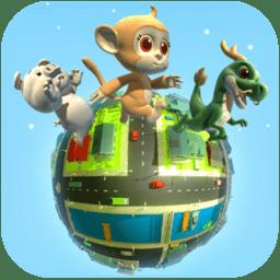 猴子跑酷最新版