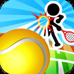 网球扣杀游戏