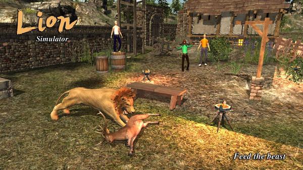 雄狮模拟器游戏 v1.1 安卓版