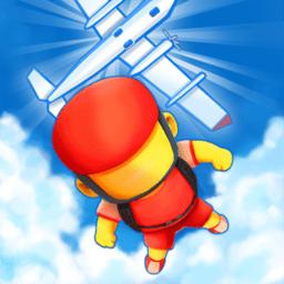 人类高空跳伞手游