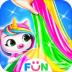 彩虹水晶泥模拟游戏 v1.1 安卓版
