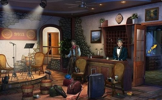 神秘岛宝藏3之幽灵船电脑版