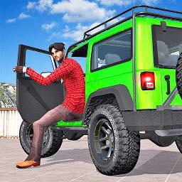 越野车驾驶模拟器中文版