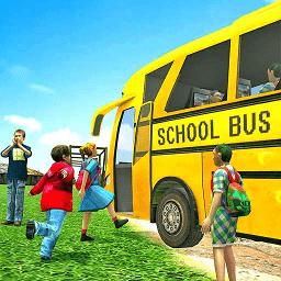 高中巴士模拟器游戏