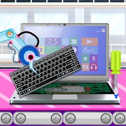 笔记本电脑厂手游