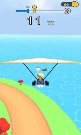 我的赛车游戏