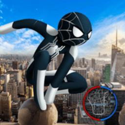 黑夜蜘蛛侠手机版