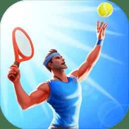 网球传奇手游(tennis clash)