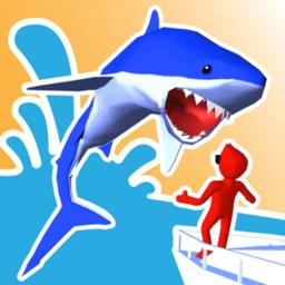 吃人鲨鱼手游 v0.3 安卓版