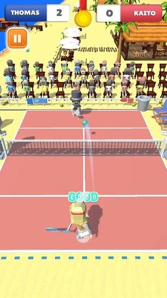 网球大师挑战赛官方版 v1.0 安卓版